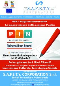 locandina PIN