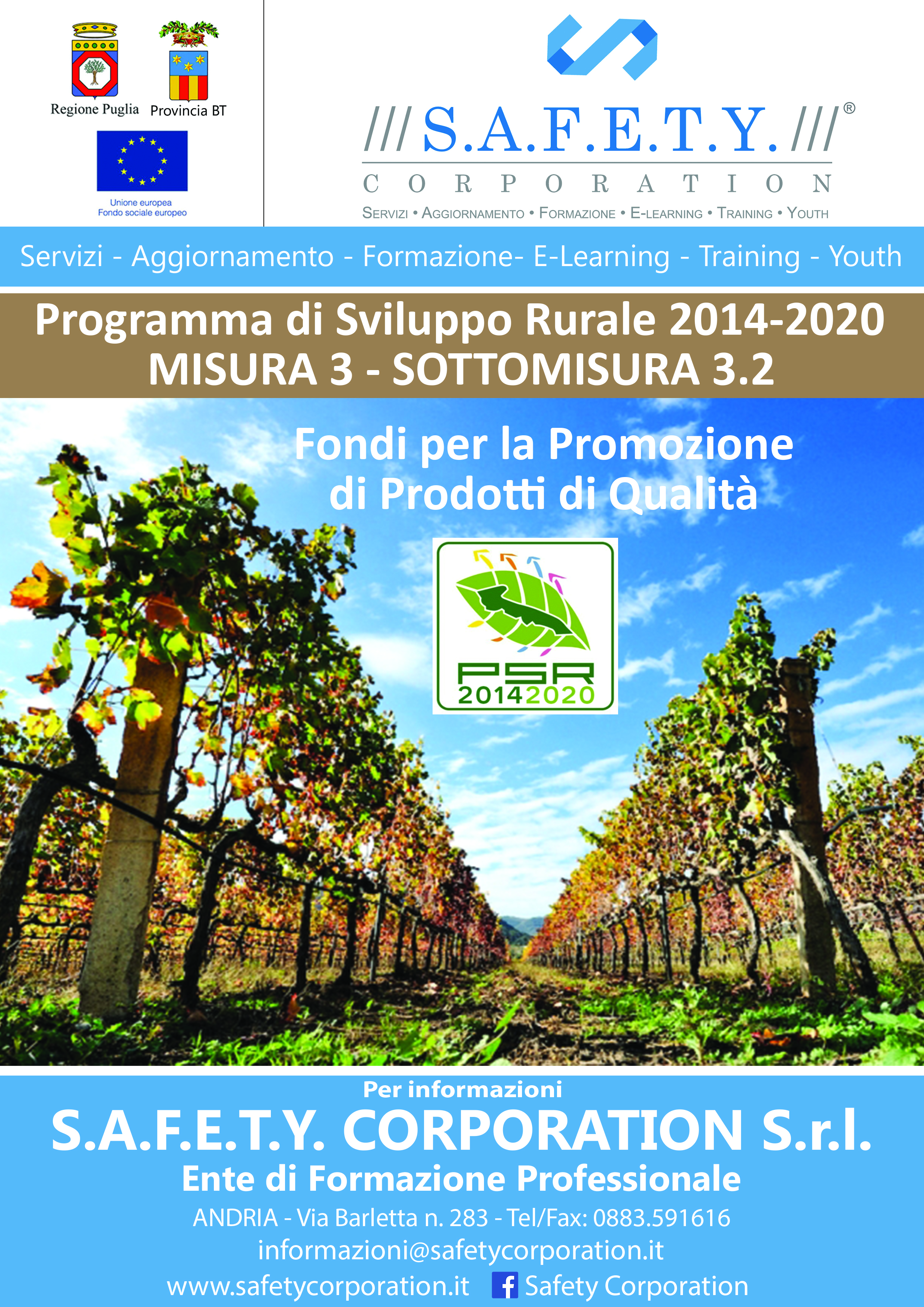 locandina agronomi misura 3.2